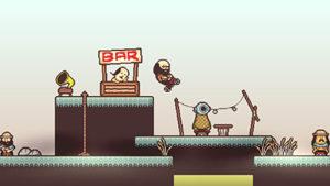 Image du jeu Lisa développé par Dingaling Productions