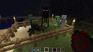 Image du jeu Minecraft développé par Mojang