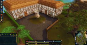 Image du jeu RuneScape développé par Jagex