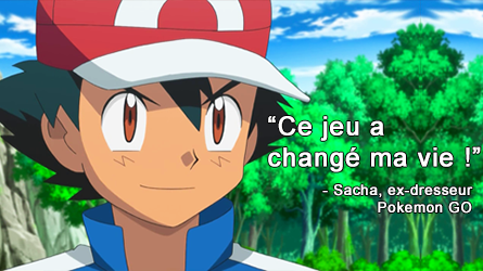Sacha dans Pokémon.