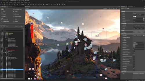 Image du logiciel CryEngine