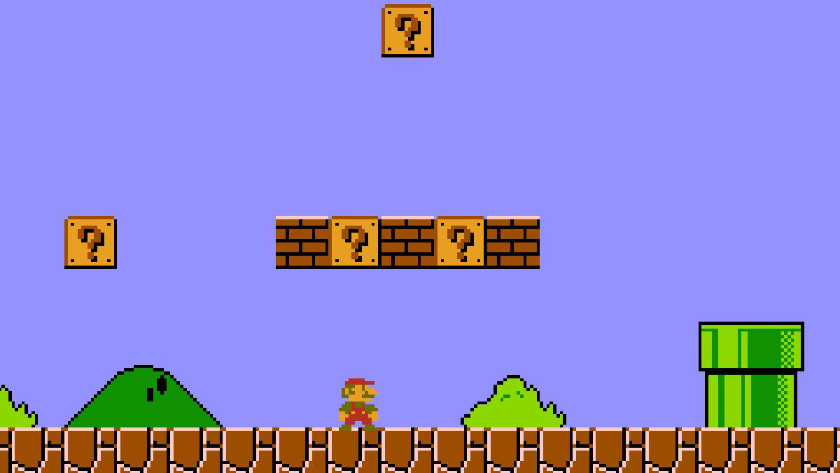 Comment Super Mario Bros fait seulement 31 ko ?