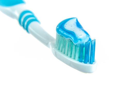 Le dentifrice, un achat sur l'année pour être tranquille.