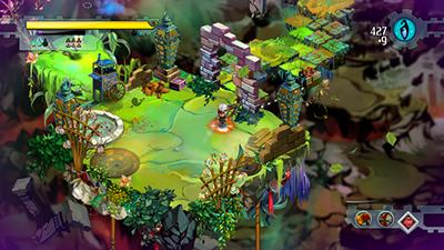 Image du jeu Bastion développé par Supergiant Games avec MonoGame.