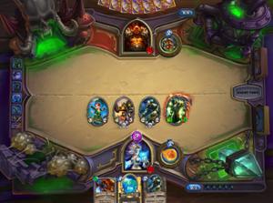Image du jeu Hearthstone développé par Blizzard