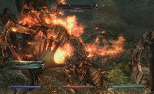 Image du jeu Skyrim développé par Bethesda