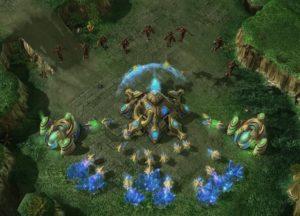 Image du jeu StarCraft II développé par Blizzard