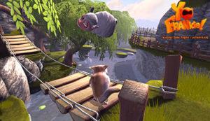 Image du jeu Yo Frankie! développé par Blender Institute