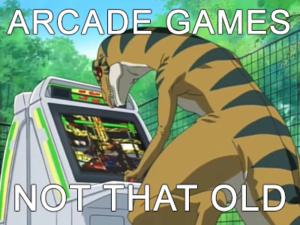 Meme : Arcade Games