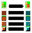 Image du filtre de Super Mario Bros